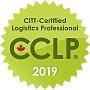 Canadian Institute of Traffic and Transportation CITT Certified Logistics Professional