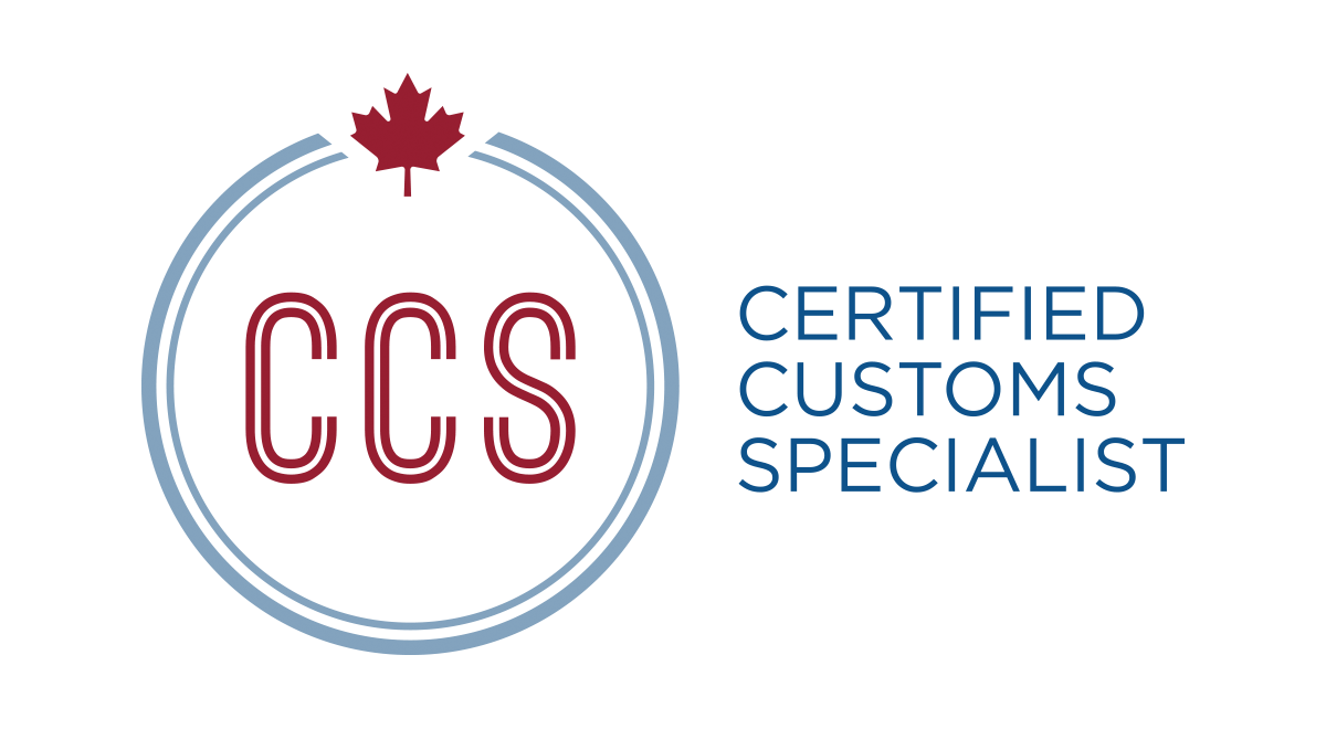 Canadian Society of Customs Brokers Certified Customs Specialist