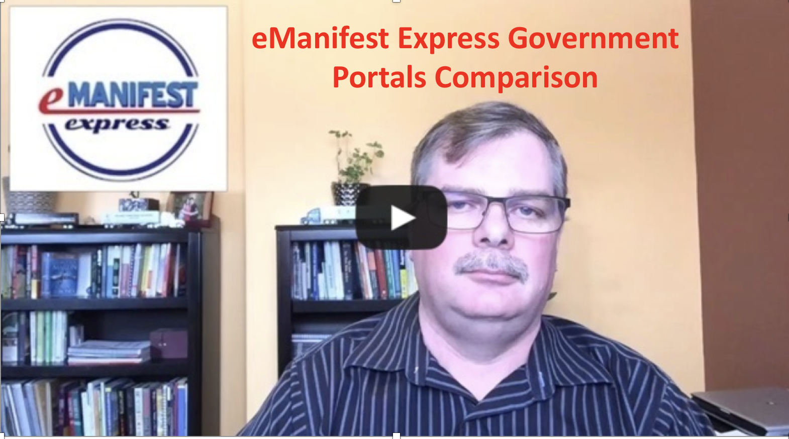 eManifest Express Government Portals Comparison